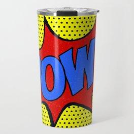 Pow! Travel Mug
