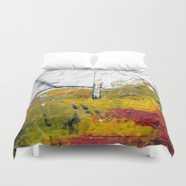 Colors of life Duvet Cover