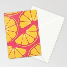 Citrus: Orange Stationery Cards