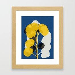begonia 3 Framed Art Print