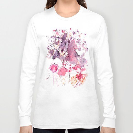 Swap Your heart for one sweet cherry? Long Sleeve T-shirt