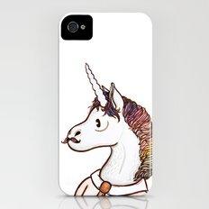 Doctor Unicorn Slim Case iPhone (4, 4s)
