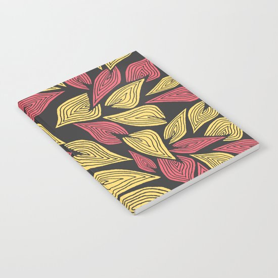 Spring Wind Notebook