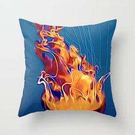 BlackSea Throw Pillow