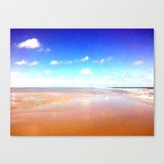 Beach III. Canvas Print