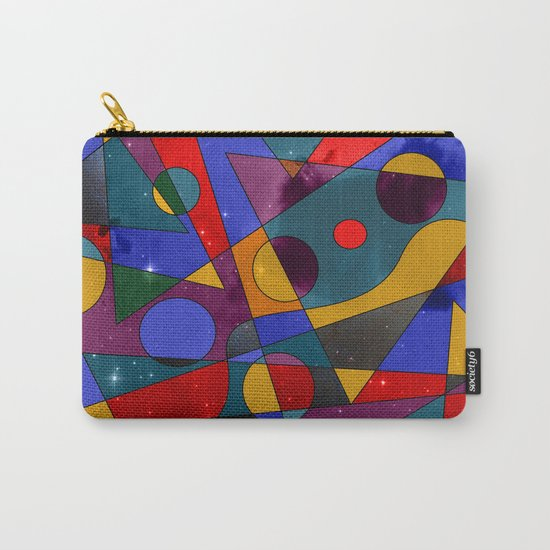 Abstract #152 Carry-All Pouch