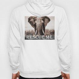 Elephant Rescue Hoody