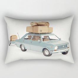 The Russian Rectangular Pillow