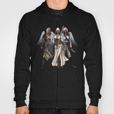 Warrior Angels Hoody