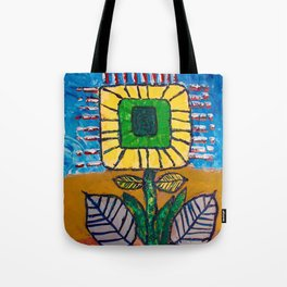 Wild Flower Tote Bag