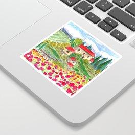 Tuscan Sticker
