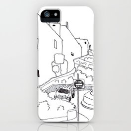 Lombard Hill in San Francisco iPhone Case