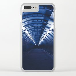 Architecture 02 Clear iPhone Case