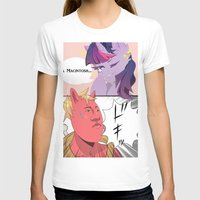 mlp T-shirts featuring MLP Comic by Pachiiri