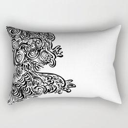 Flows 001 Rectangular Pillow