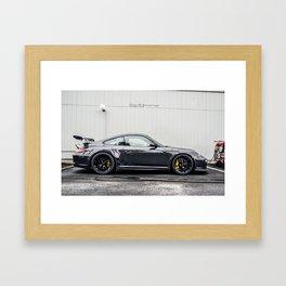 997.2 GT3RS Framed Art Print