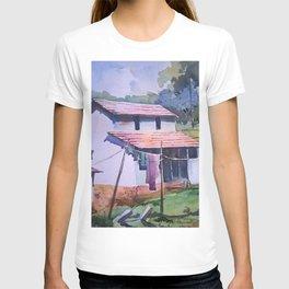 Village life T-shirt