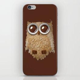 Owlmond 2 iPhone Skin