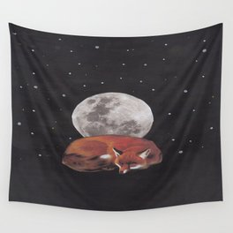 nocturnal animals Wall Tapestry