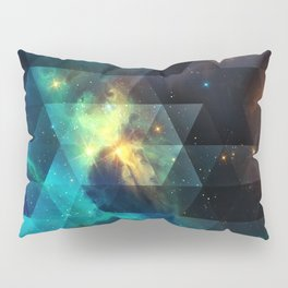 Galaxies I Pillow Sham