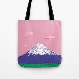 MT. FUJI (PASTEL TONES) Tote Bag