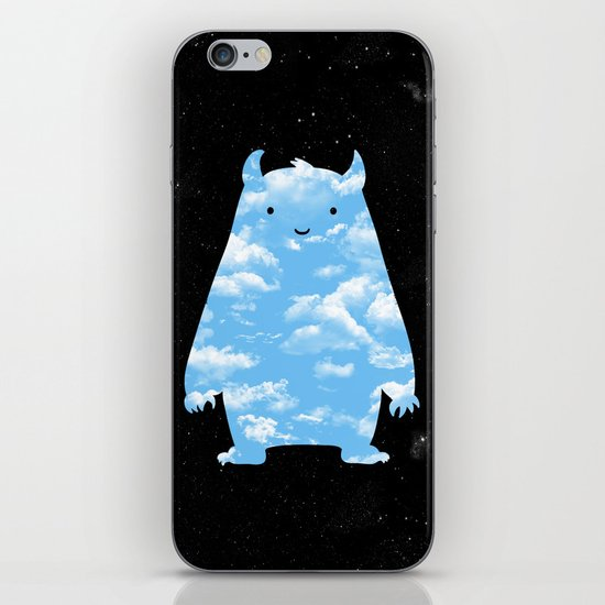Mr. Sky iPhone & iPod Skin