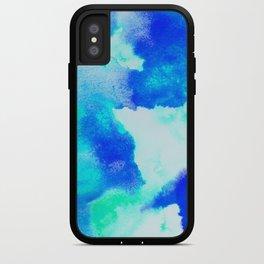 Blue Java iPhone Case