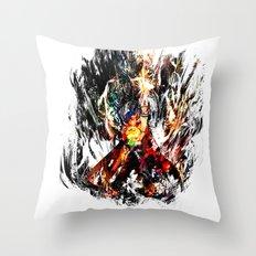 Kamina Throw Pillow