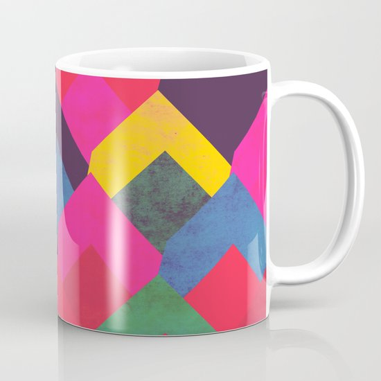 colour + pattern 11 Mug