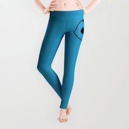 Dr Manhattan Leggings