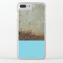 Shanghai 7992 Clear iPhone Case
