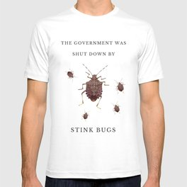 Government Stink Bugs T-shirt