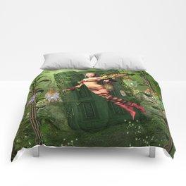 The Way To Fairyland Comforters