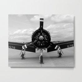 Airplane 576 Metal Print