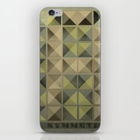 Asymmetry iPhone & iPod Skin