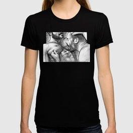Exploration of Desire (Portrait of Rogan Richards) T-shirt