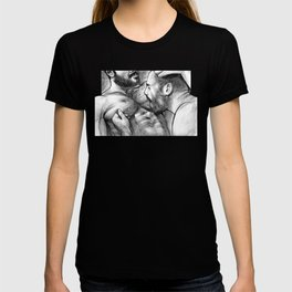 Exploration of Desire (Portrait of Rogan Richards) T-shirt