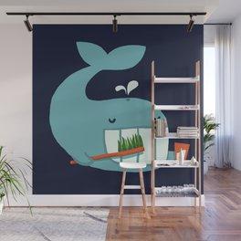 Brush Your Teeth Wall Mural