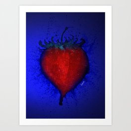 Strawberry Fields Forever Art Print