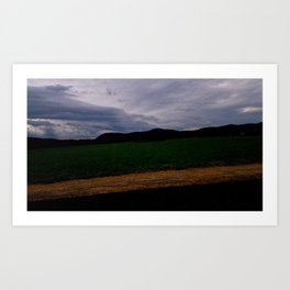 Seven Sisters by the Farm Art Print
