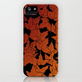 Autumn Lament iPhone Case