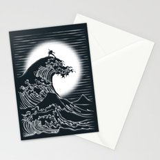 Waterbending Stationery Cards