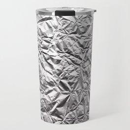 Silver Paper Travel Mug