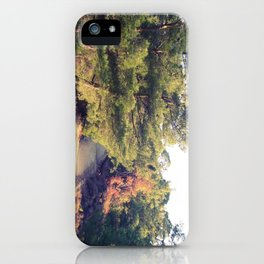 SHADES OF LIFE iPhone Case