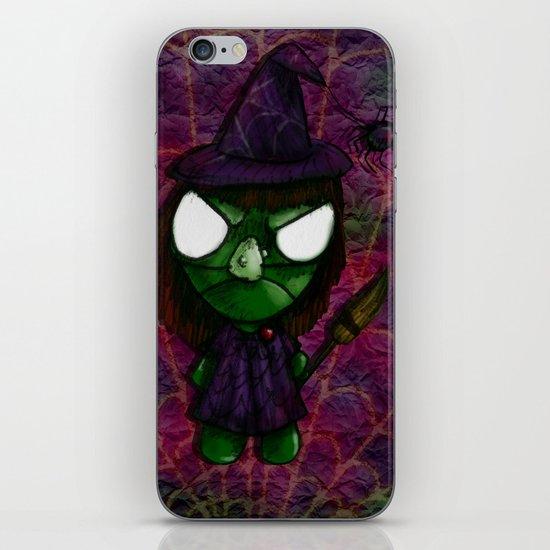 WitchBob iPhone & iPod Skin