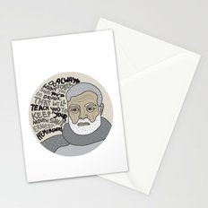 Sober Stationery Cards