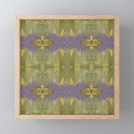 prism sequence number 4 Framed Mini Art Print