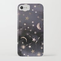 x files iPhone & iPod Cases featuring Constellations  by Nikkistrange