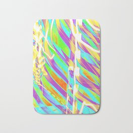 Light Dance Candy Ribs edit1 Bath Mat