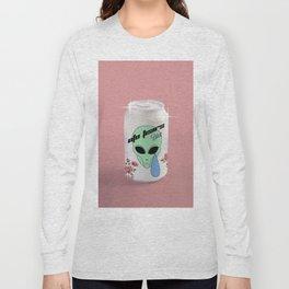 Alien Tears soft drink Long Sleeve T-shirt